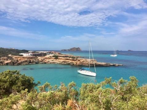 Bénéteau Cyclades 50.5 entre particulares y profesional Dénia