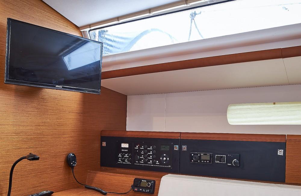 Alquiler de yate  - Jeanneau Sun Odyssey 519 en SamBoat