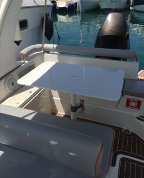 Alquiler de overboat lord 23 en Grosseto-Prugna
