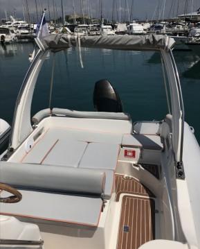 Alquiler de barcos overboat lord 23 enGrosseto-Prugna en Samboat