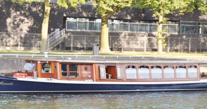 Alquiler de yate Ámsterdam - Aemstelland Salonboot en SamBoat