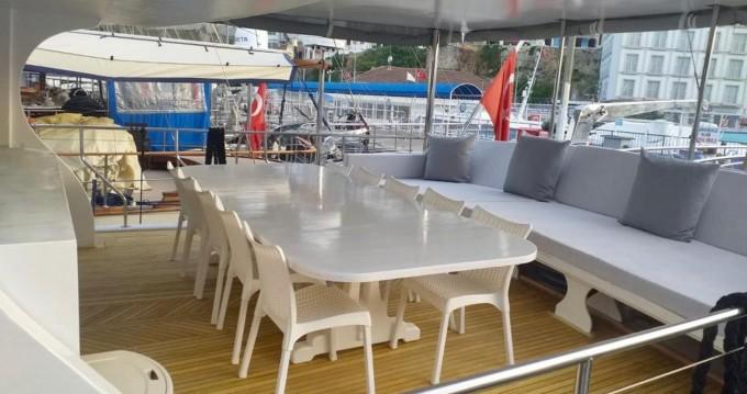 Alquiler de barcos Bodrum barato de Gulet