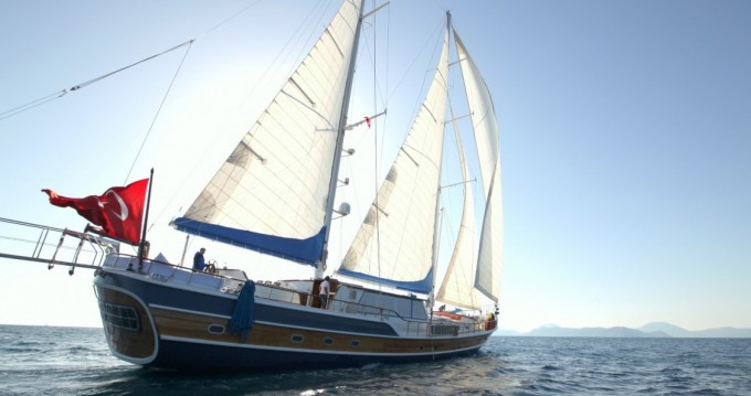 Alquiler de barcos Fethiye barato de Gulet
