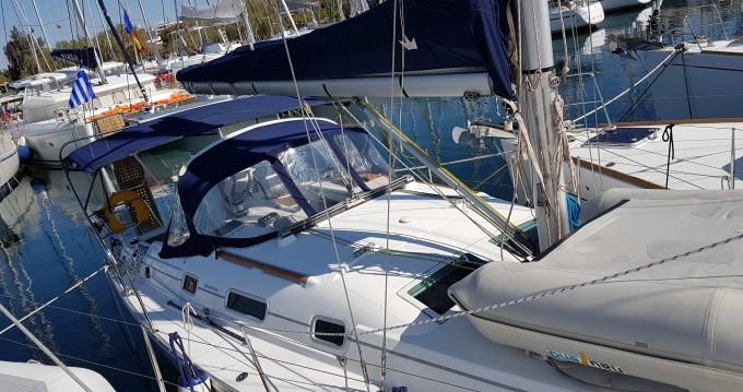 Alquiler de barcos Bénéteau Oceanis 343 enSkiathos en Samboat