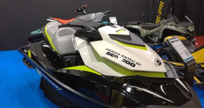 Alquiler Moto de agua en Porto Torres - Sea-Doo GTI SE