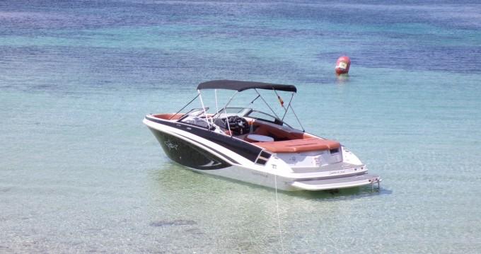 Alquiler de barcos Glastron GT 245 enIsla de Ibiza en Samboat