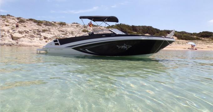 Alquiler de barcos Isla de Ibiza barato de GT 245
