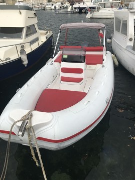 Alquiler de yate Marseille - Italboats Predator 599 AS en SamBoat