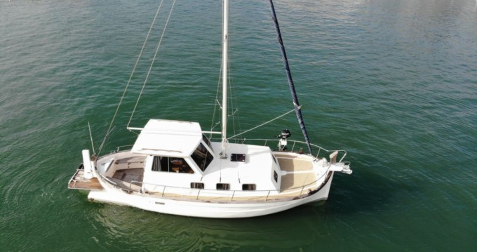Alquiler de barcos Hyères barato de 45 luxe
