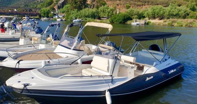 Alquiler de barcos Zar Zar 65 Suite enSaint-Florent en Samboat