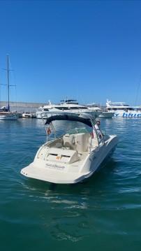 Lancha para alquilar Puerto Deportivo de Marbella al mejor precio