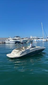 Alquiler de barcos Sea Ray 260 SD enPuerto Deportivo de Marbella en Samboat