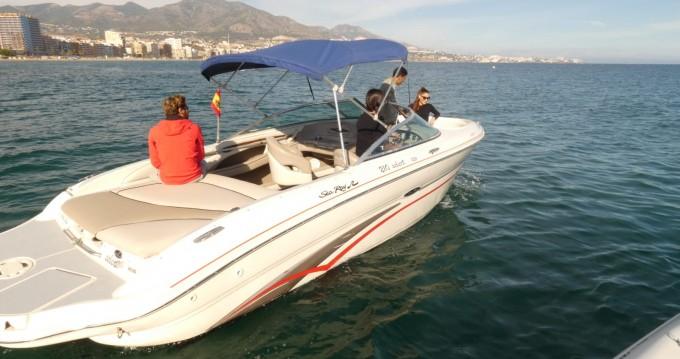 Alquiler de yate Puerto Deportivo de Marbella - Sea Ray Sea Ray 210 Select en SamBoat