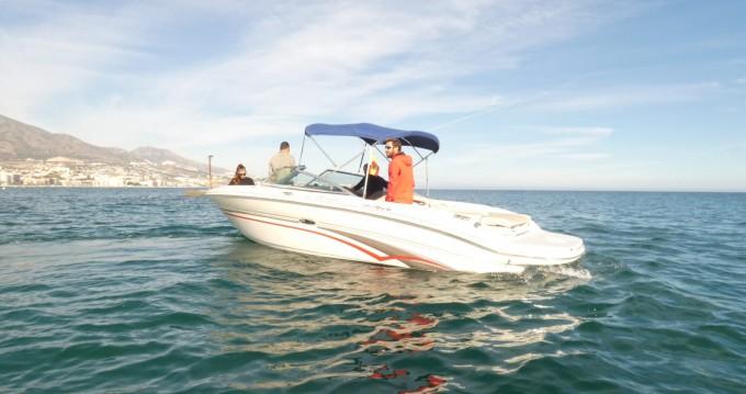 Alquiler de Sea Ray Sea Ray 210 Select en Puerto Deportivo de Marbella