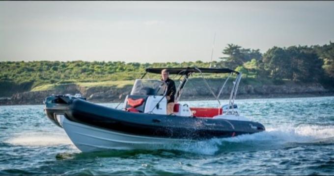 Alquiler de yate Arzon - Ranieri Cayman 26 Sport Touring en SamBoat