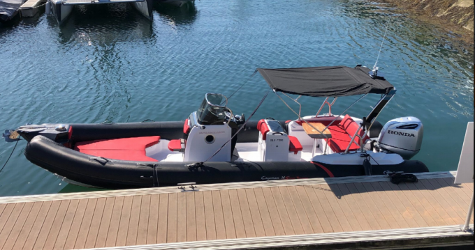 Alquiler de barcos Ranieri Cayman 26 Sport Touring enArzon en Samboat