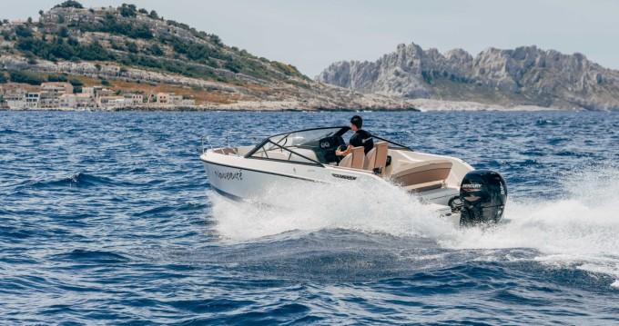 Alquiler de yate Pointe-Rouge - Quicksilver Activ 675 Bowrider en SamBoat