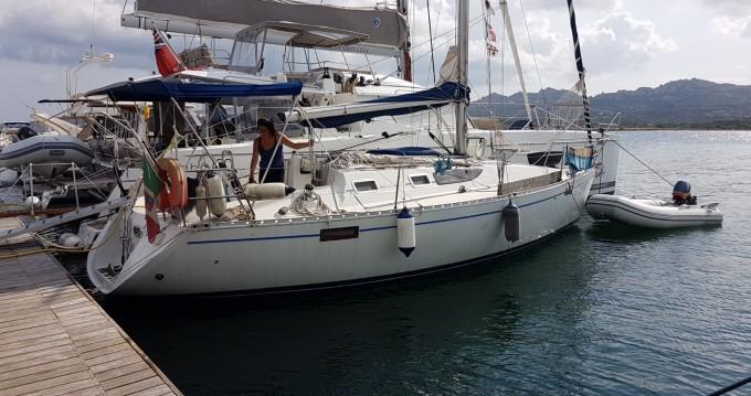 Alquiler Velero en Porto Ercole - Bénéteau Oceanis 350