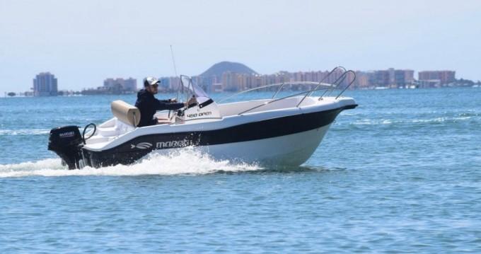 Alquiler de yate Mahón - Mareti 450 en SamBoat
