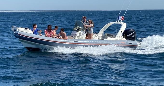 Alquiler de yate Barneville-Carteret - Nuova Jolly King 800 RS en SamBoat