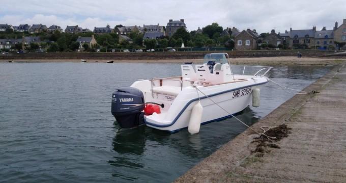 Alquiler de barcos Le Minihic-sur-Rance barato de Flyer 570
