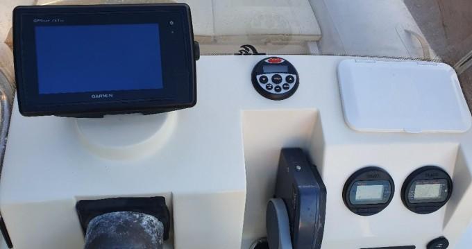 Alquiler Neumática Bsc con título de navegación