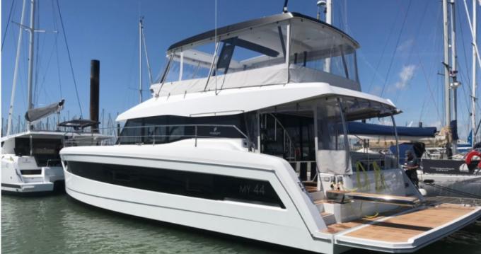Alquiler Catamarán en Bandol - Fountaine Pajot My 44