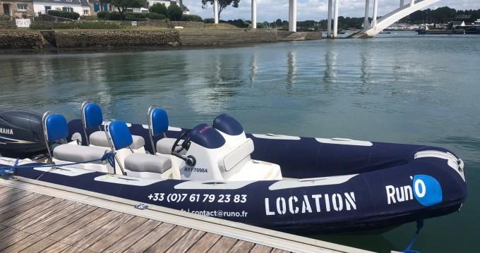 Alquiler de Avon Adventure 6,20 en La Trinité-sur-Mer