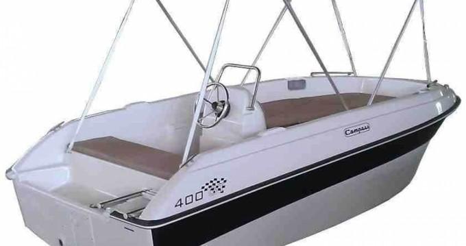 Alquiler de barcos Barcelona barato de 400 GT N