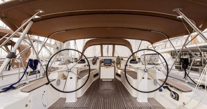 Alquiler de barcos Jeanneau Sun Odyssey 42 enBarcelona en Samboat