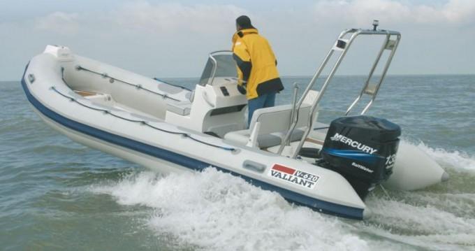 Alquiler de barcos La Trinité-sur-Mer barato de Valiant 620 Vanguard