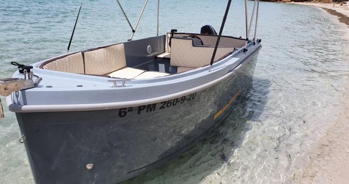Alquiler de barcos Namare 485S enPortals Nous en Samboat