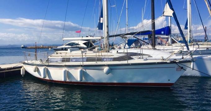 Alquiler de yate Hyères - Dufour Sloop 3800 en SamBoat