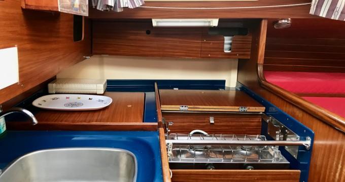 Alquiler de barcos Dufour Sloop 3800 enHyères en Samboat