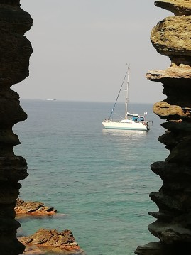 Alquiler Catamarán Sail craft con título de navegación