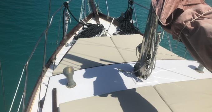 Alquiler de yate Cala de Portinatx - Bertucco P Ketch en SamBoat