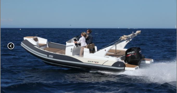 Alquiler de barcos Master Master 699 enL'Estaque en Samboat