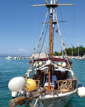 Alquiler de barcos GAJETA EX-LIFEBOAT enCrikvenica en Samboat