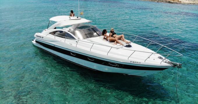 Pershing Pershing 37 entre particulares y profesional Ibiza (Ciudad)