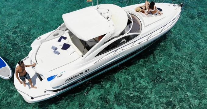 Alquiler Lancha en Ibiza (Ciudad) - Pershing Pershing 37