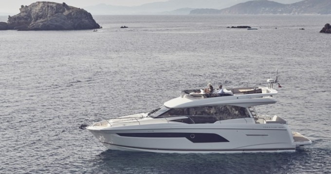 Jeanneau Prestige 520 Flybridge entre particulares y profesional Split