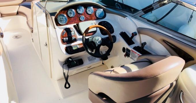 Alquiler de barcos Ibiza (Ciudad) barato de Sea Ray 295 Bow Rider