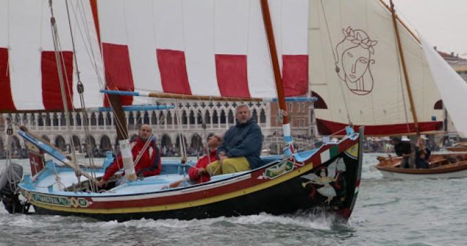 Alquiler de Velero, con o sin patrón Topo chioggiotto Venezia