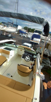 Alquiler de yate Le Barcarès - Sea Ray Sea Ray 190 SPX OB en SamBoat