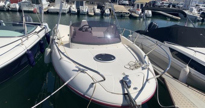 Ocqueteau Abaco 22 Sun Deck entre particulares y profesional Port-Camargue