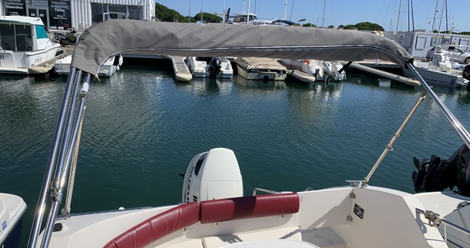 Alquiler de yate Port-Camargue - Ocqueteau Abaco 22 Sun Deck en SamBoat