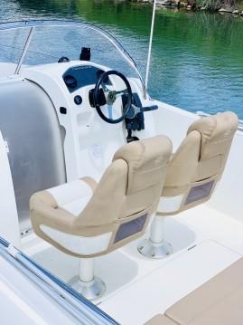 Alquiler de barcos Mauguio barato de Cap Camarat 6.5 Style