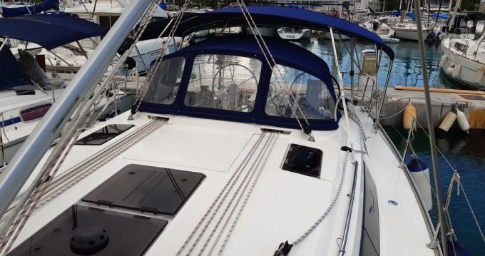 Bavaria Cruiser 41 entre particulares y profesional Split