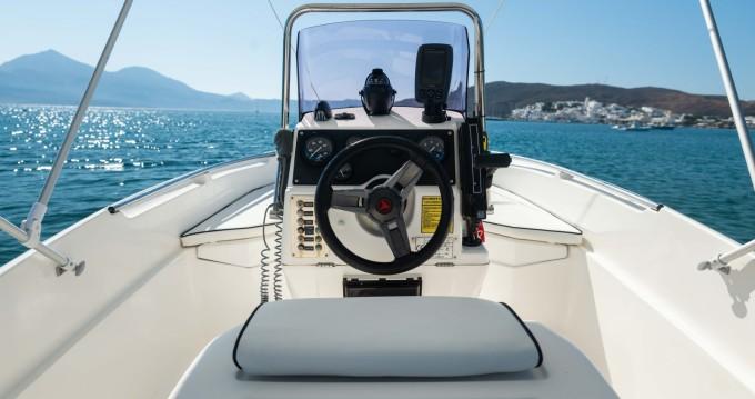 Alquiler Lancha en Milos - Compass Compass 150 CC