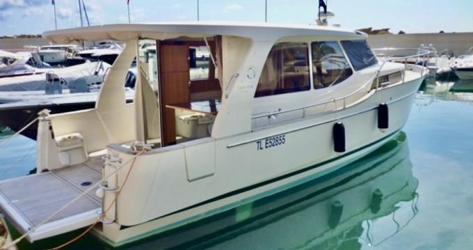 Alquiler Casa flotante Greenline con título de navegación